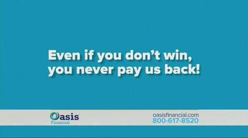 Oasis Financial TV Spot, 'Your Money Is So Close... Yet So Far' - Thumbnail 4
