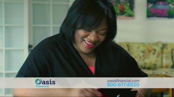 Oasis Financial TV Spot, 'Your Money Is So Close... Yet So Far' - Thumbnail 6