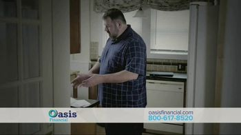 Oasis Financial TV Spot, 'Your Money Is So Close... Yet So Far' - Thumbnail 7