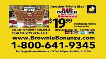 Red Copper Brownie Bonanza TV Spot, 'How Easy: Donut Pan' - Thumbnail 9