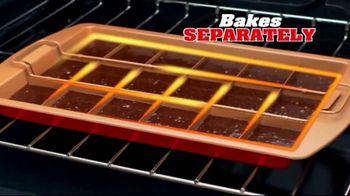 Red Copper Brownie Bonanza TV Spot, 'How Easy: Donut Pan' - Thumbnail 4