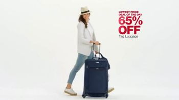 Macy's One Day Sale TV Spot, 'Dining, Bed, Bath and Luggage' - Thumbnail 6