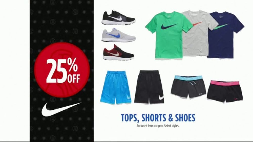 JCPenney Biggest Sale of the Season TV Commercial, 'Nike and MLB Tees'
