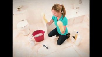 Clorox Scrubtastic Power Scrubber TV Spot, 'Back Breaking Scrub' - Thumbnail 1
