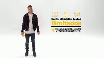 Sprint Unlimited TV Spot, 'Nueva voz: Galaxy S8' con Prince Royce [Spanish] - Thumbnail 4