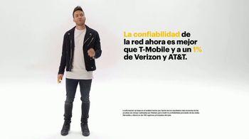 Sprint Unlimited TV Spot, 'Nueva voz: Galaxy S8' con Prince Royce [Spanish] - Thumbnail 8