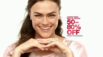 Macy's One Day Sale TV Spot, 'Jewelry, Impulse and Watches' - Thumbnail 2