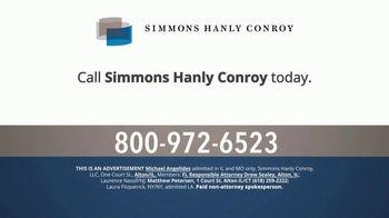 Simmons Hanly Conroy TV Spot, 'Mesothelioma'