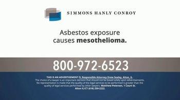 Simmons Hanly Conroy TV Spot, 'Mesothelioma' - Thumbnail 3