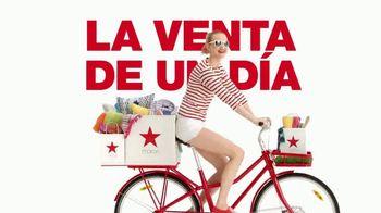 Macy's La Venta de un Día TV Spot, 'Cocina, dormitorio y baño' [Spanish] - Thumbnail 1