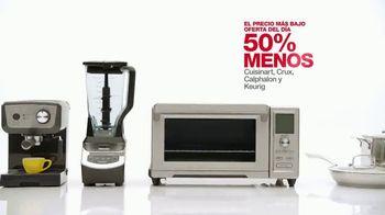 Macy's La Venta de un Día TV Spot, 'Cocina, dormitorio y baño' [Spanish] - Thumbnail 2