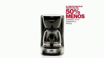 Macy's La Venta de un Día TV Spot, 'Cocina, dormitorio y baño' [Spanish] - Thumbnail 3