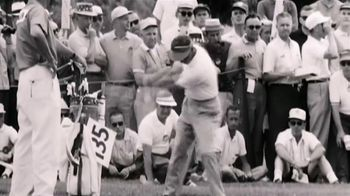 Rolex TV Spot, 'Jack Nicklaus Remembers Arnold Palmer's Comeback' - Thumbnail 2