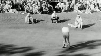 Rolex TV Spot, 'Jack Nicklaus Remembers Arnold Palmer's Comeback' - Thumbnail 4