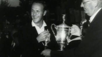 Rolex TV Spot, 'Jack Nicklaus Remembers Arnold Palmer's Comeback' - Thumbnail 7