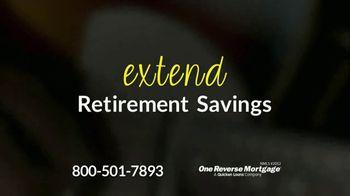 One Reverse Mortgage TV Spot, 'Retire Different' - Thumbnail 5
