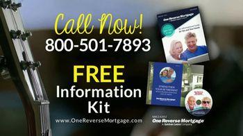 One Reverse Mortgage TV Spot, 'Retire Different' - Thumbnail 6