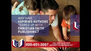 Christian Faith Publishing TV Spot, 'Author's Submission Kit' - Thumbnail 2