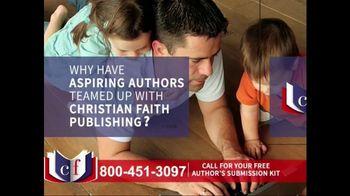 Christian Faith Publishing TV Spot, 'Author's Submission Kit'