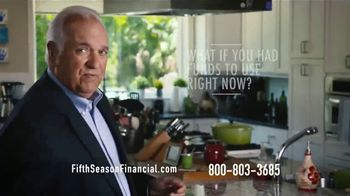 Fifth Season Financial TV Spot, 'Living With Cancer' - Thumbnail 3