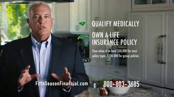 Fifth Season Financial TV Spot, 'Living With Cancer' - Thumbnail 6