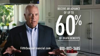 Fifth Season Financial TV Spot, 'Living With Cancer' - Thumbnail 7