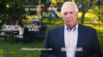 Fifth Season Financial TV Spot, 'Living With Cancer' - Thumbnail 8