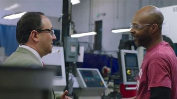 Charles Schwab TV Spot, 'Marlin Steel' - Thumbnail 4