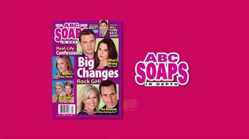 ABC Soaps In Depth TV Spot, 'General Hospital: Drama' - Thumbnail 6
