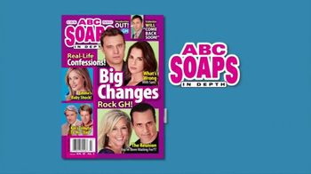 ABC Soaps In Depth TV Spot, 'General Hospital: Drama'