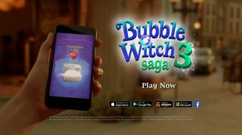 Bubble Witch 3 Saga TV Spot, 'Bewitching Bonus' Song by Iggy Pop - Thumbnail 10