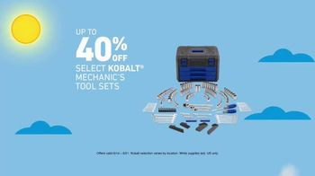 Lowe's Deals for Dad Event TV Spot, 'Drill & Tool Sets' - Thumbnail 5