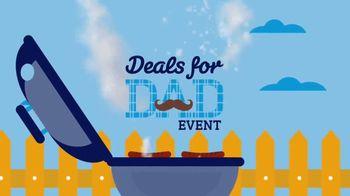 Lowe's Deals for Dad Event TV Spot, 'Combo Kit & Vacuum' - Thumbnail 3