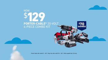 Lowe's Deals for Dad Event TV Spot, 'Combo Kit & Vacuum' - Thumbnail 4
