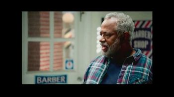 Colonial Penn Whole Life Insurance TV Spot, 'Barber' Featuring Alex Trebek - Thumbnail 1