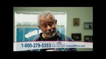 Colonial Penn Whole Life Insurance TV Spot, 'Barber' Featuring Alex Trebek - Thumbnail 4