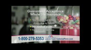 Colonial Penn Whole Life Insurance TV Spot, 'Barber' Featuring Alex Trebek - Thumbnail 8