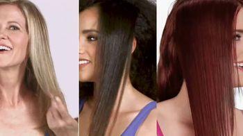 Clamp.It Ceramic Styling Brush TV Spot, 'Easier Way to Straighten Hair' - Thumbnail 5