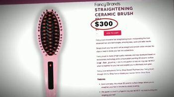 Clamp.It Ceramic Styling Brush TV Spot, 'Easier Way to Straighten Hair' - Thumbnail 6
