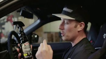 Black Magic Interior Multi-Surface Detailer TV Spot, 'Protects and Cleans' - Thumbnail 3
