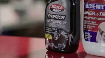 Black Magic Interior Multi-Surface Detailer TV Spot, 'Protects and Cleans' - Thumbnail 4