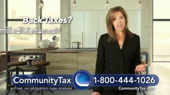 CommunityTax TV Spot, 'The IRS Is More Aggressive Than Ever'