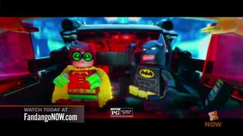 FandangoNOW TV Spot, 'The LEGO Batman Movie'
