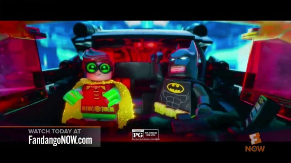 FandangoNOW TV Commercial, 'The LEGO Batman Movie' - iSpot.tv