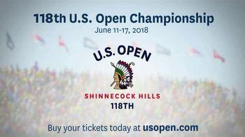 USGA TV Spot, '2018 U.S. Open: Shinnecock Hills' - Thumbnail 9