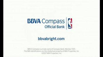 BBVA Compass TV Spot, 'NBA Finals MVP' Featuring Kevin Durant - Thumbnail 10