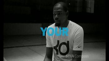BBVA Compass TV Spot, 'NBA Finals MVP' Featuring Kevin Durant - Thumbnail 7