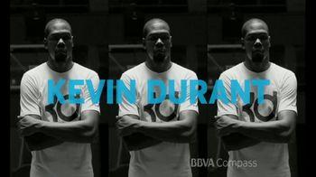 BBVA Compass TV Spot, 'NBA Finals MVP' Featuring Kevin Durant