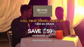 Oasis Hotels TV Spot, 'All About You: Families' - Thumbnail 9