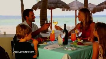 Oasis Hotels TV Spot, 'All About You: Families' - Thumbnail 6